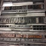 composition typographique