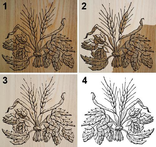 illustrations des livres anciens les bois grav s hors. Black Bedroom Furniture Sets. Home Design Ideas