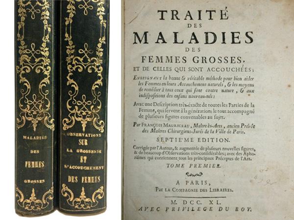reliure XIXe - édition XVIIIe