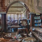Detroit, USA. La bibliothèque municipale