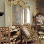 appartement parisien abandonné depuis 1942