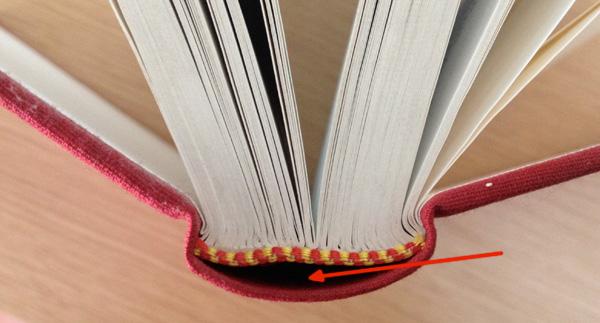 super qualité sur les images de pieds de nuances de Coller ou ne pas coller le dos détaché d'un livre – Essentiam