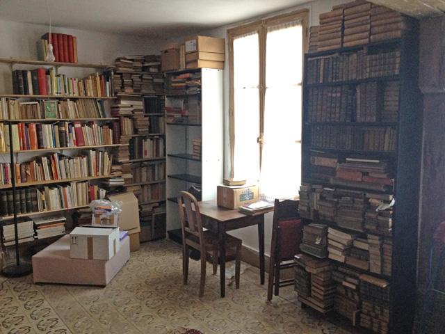 d sherbage du jardin la biblioth que essentiam. Black Bedroom Furniture Sets. Home Design Ideas