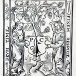 Pringent Calvarin, imprimeur et libraire à Paris en 1550
