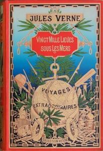 Percaline dans un état exceptionnel (exemplaire vendu par la librairie Lis Tes Ratures à Nantes)